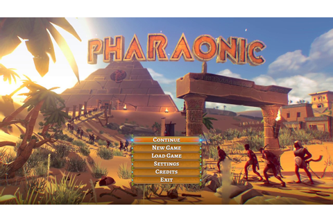 [Indie] Pharaonic : Discovery & Introduction (RPG, 2.5D ...