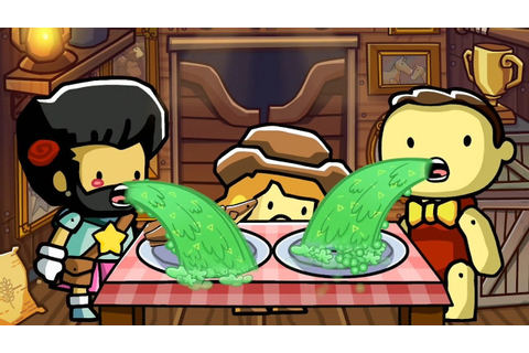 The 9 Best Scribblenauts Showdown Mini-Games So Far - IGN ...