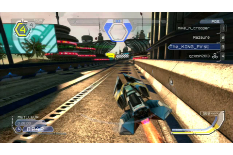 WipeOut HD Fury - Discovering Multiplayer - PS3 [Full HD ...