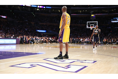 Kobe's Final Game: By the Numbers | Los Angeles Lakers