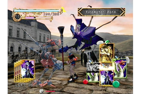 Les Royaumes Perdus II Game Cube Screenshots, capture d ...