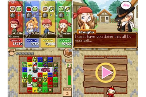 [NDS]Harvest Moon collection (U) [Game Giả lập], Hỏi đáp