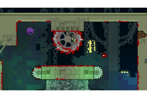 Super Meat Boy: Forever - Free Download - 3DM-GAMES