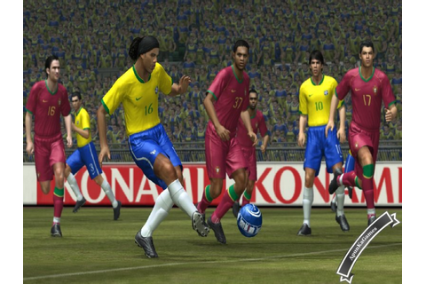 Pro Evolution Soccer 2008 - PC Game Download Free Full Version