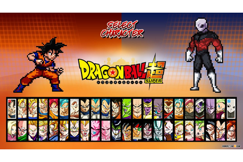 Dragon Ball Super Mugen 2018 - Download - DBZGames.org