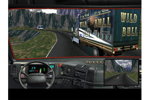 Hard Truck 2 King Of The Road Game | computer game 3 year ...