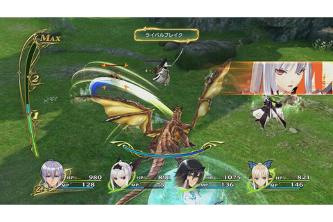 Shining Resonance Refrain Coming To PC, PlayStation 4 ...