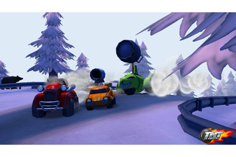 TNT Racers (WiiWare) News, Reviews, Trailer & Screenshots