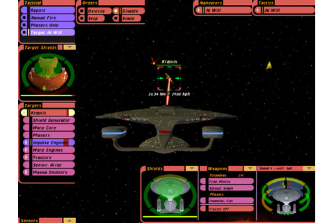 Super Adventures in Gaming: Star Trek: Bridge Commander (PC)