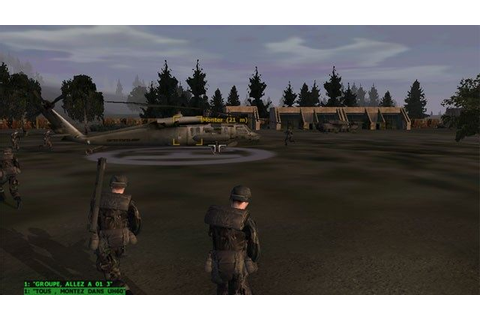 Operation Flashpoint: Cold War Crisis GAME MOD Casualties ...