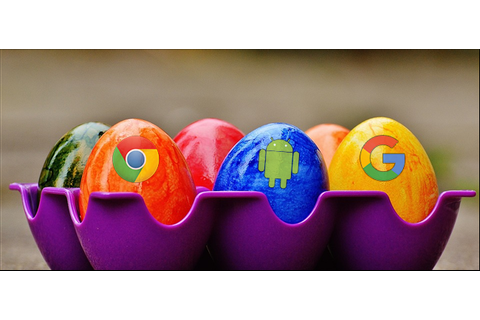 "Google's Best Hidden Games and ""Easter Eggs"""