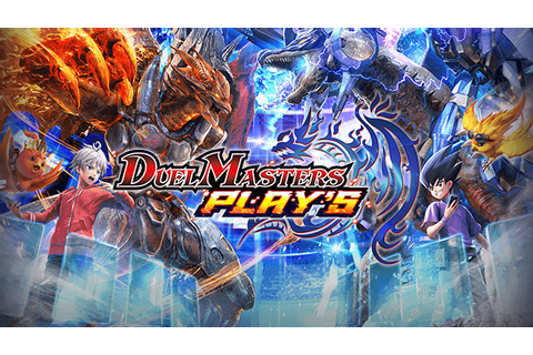 Duel Masters Play's announced for smartphones - Gematsu