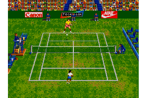 Andre Agassi Tennis Download Game | GameFabrique