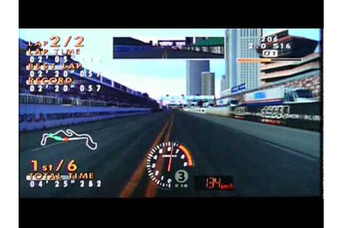 Sega GT 2002 on Xbox. Gameplay & Commentary - YouTube