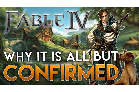 Fable 4 is all but Confirmed! Playground Games Secret ...