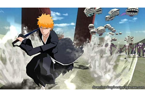 Bleach Soul Resurreccion PS3 ISO Direct Download Full Game ...