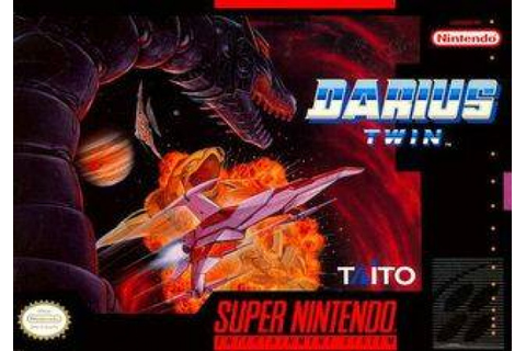 Darius Twin Review (SNES) | Nintendo Life