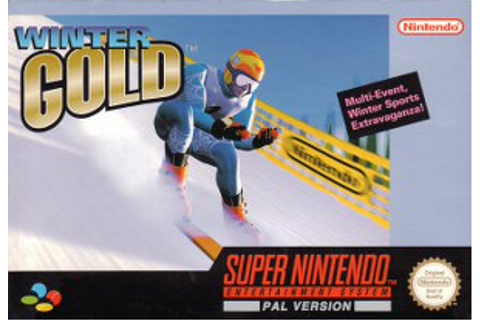 Buy Super Nintendo Winter Gold For Sale at Console Passion