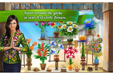 Flower House – Games for Android – Free download. Flower ...