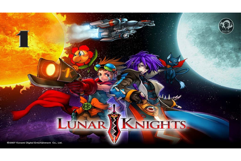 Lunar Knights Gameplay\Walkthrough Part 1 - YouTube