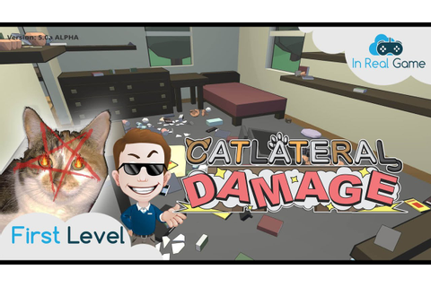CATLATERAL DAMAGE [FR] First Level EXCLU In Real Game ...