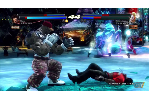 Tekken Tag Tournament 2 - Review - YouTube