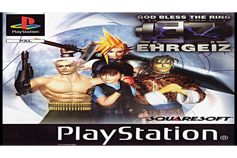 Ehrgeiz: God Bless the Ring - Forgotten Fighting games ...