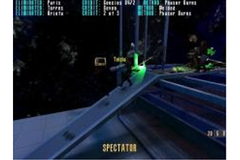 Star Trek: Voyager - Elite Force Download (2000 Arcade ...