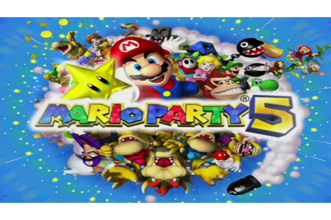 10 Minutes of Music - Mario Party 5 - YouTube