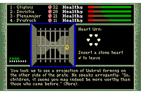 The CRPG Addict: Dark Heart of Uukrul: Won!