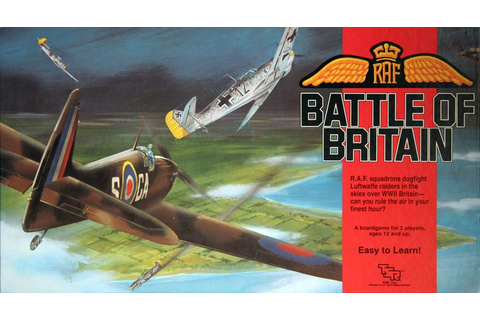 Battle of Britain | Board Game | BoardGameGeek