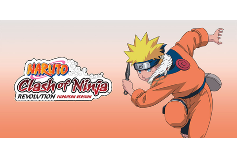 Naruto: Clash of Ninja Revolution – European Version | Wii ...