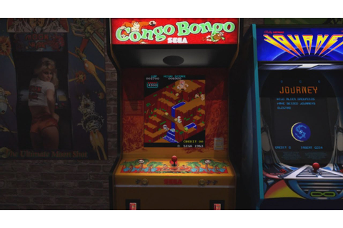 Congo Bongo (Arcade) - Video Game Years 1983 - YouTube