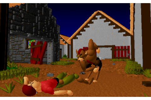 Download Ecstatica adventure for DOS (1994) - Abandonware DOS