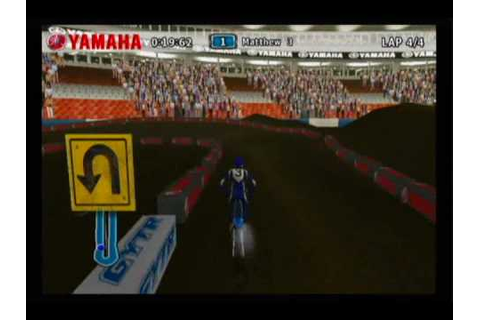 Yamaha Supercross Review (Wii) - YouTube