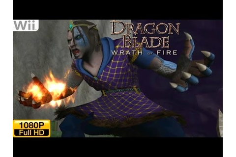 Dragon Blade: Wrath of Fire - Wii Gameplay 1080p (Dolphin ...