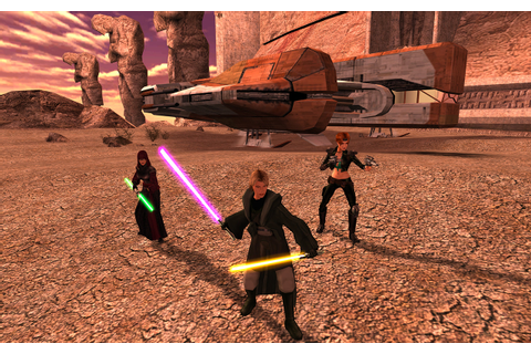 Knights of the Old Republic II: The Sith Lords - Replaying ...