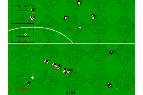 The Classic Arcade Soccer Game Kick Off is Set to Make a ...