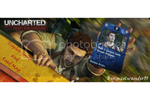 Uncharted: Fight For Fortune (and DLC) - Trophy Guide ...
