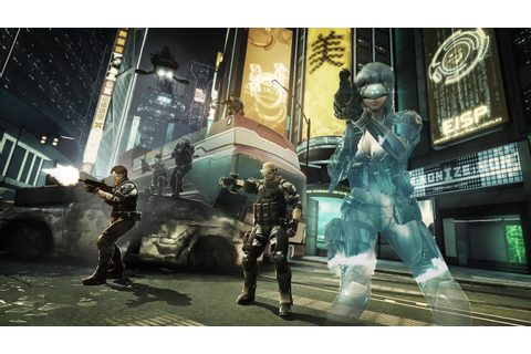 Ghost in the Shell First Assault Online Revealed, Closed ...