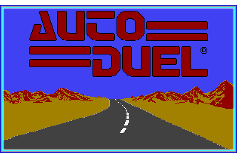 Download Autoduel racing for DOS (1988) - Abandonware DOS