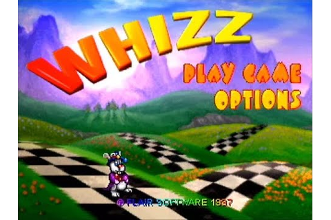 Whizz ウィズ (PS1) - Gameplay - YouTube