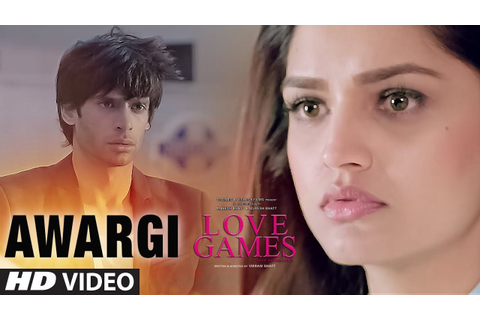 AWARGI Video Song | LOVE GAMES | Gaurav Arora, Tara Alisha ...