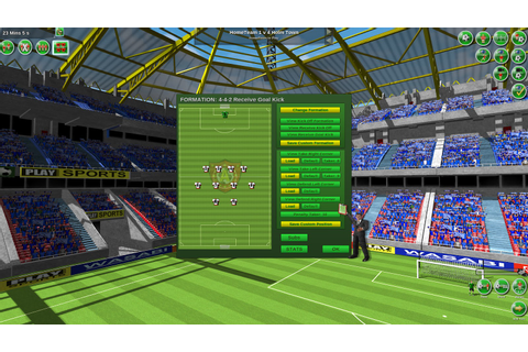 Download Game Tactical Soccer The New Season - INFO-R13