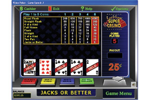 Las Vegas Super Casino Software Informer: Screenshots