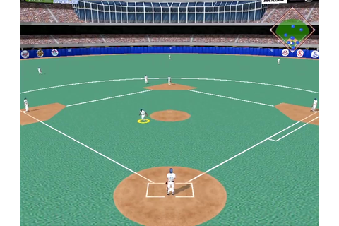 Microsoft Baseball 2000 Download Game | GameFabrique