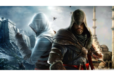 Assassin's Creed: Revelations All Cutscenes (Game Movie ...