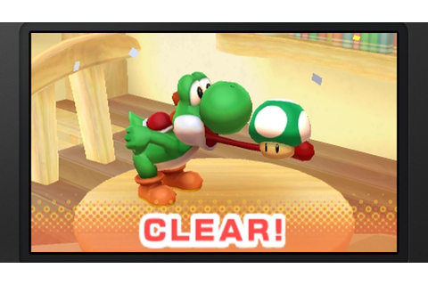 Picross 3D Round 2 - Yoshi Playthrough [3DS] - YouTube