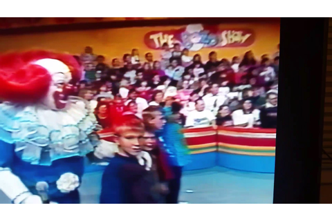 Bozo show 80's(1) - YouTube
