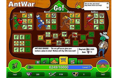 Ant War Download Free Full Game | Speed-New